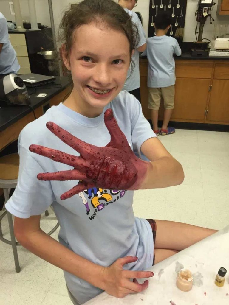 Special Effects Summer Camp in Richmond