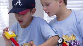 Jr. Robot Creator LEGO®  Camp